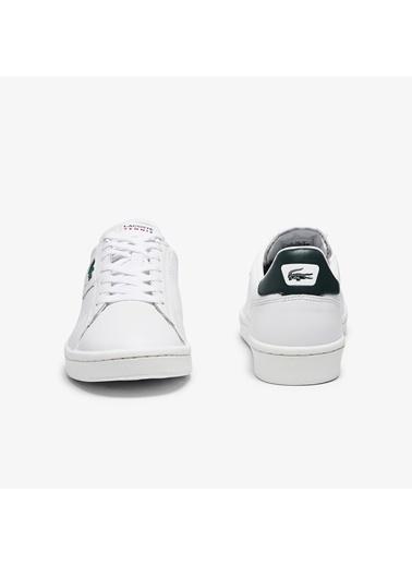 Lacoste Erkek Masters Club Sneakers 741SMA0014.1R5 Beyaz